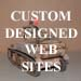 link to the one stop Webmaster Services page, complete custom design and implimentation